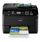 Epson WorkForce Pro WP-4530 All-in-One Printer REPLACED BY C11CF75201	WORKFORCE PRO WF4740 AIO PRINTER