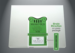 DISCONTINUED MUSEO II 250GMS SHEETS  13 x19 (A3+)  25 sheeets