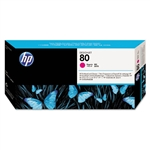 Ink Cartridge,HP80,MAGENTA PRINTHEAD