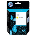 Ink Cartridge, HP11, Yellow