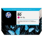 Ink Cartridge,HP80,350ML,MAGENTA