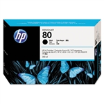 Ink Cartridge,HP80,350ML,BLACK