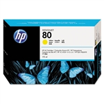 Ink Cartridge,HP80,175ML,YELLOW