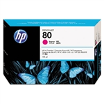 Ink Cartridge,HP80,175ML,MAGENTA