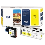 PRINTHEAD,CLEANER,HP90,YELLOW