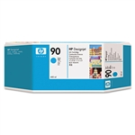 Ink Cartridge,HP 90, 400ML,CYAN