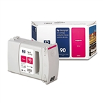 Ink Cartridge,HP 90, 225ML,MAGENTA