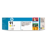 Ink Cartridge,HP 91,F/Z6100,775 MIL PIGMENT YELLOW