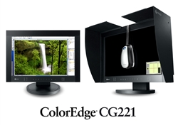 "CG221-BK   (Bundled with Hood)  22"" Wide Screen"