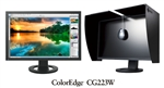 "CG223W-BK (Bundled with Hood)  22"" Wide Screen"