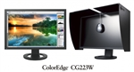 "CG245W-BK  (Bundled with Hood) 24"" Wide Scree"