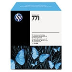 CARTRIDGE,HP771,DJ, MAINTENANCE CARTRIDGE