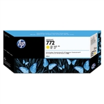 Ink Cartridge,HP 772,300ML,YELLOW
