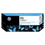Ink Cartridge,HP 772,300ML,LIGHT CYAN