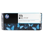 Ink Cartridge,HP772,300ML,MATTE BLACK