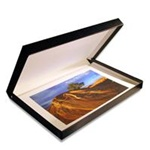 "CHINLE ARCHIVAL BOX 1-3/8"" DEPTH  8.5x11"
