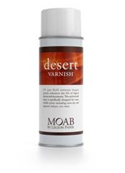 DESERT VARNISH LACQUER SPRAY 4O ML