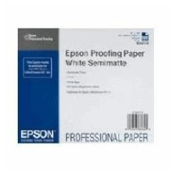 "EPSON Proofing Paper White Semimatte 36"" x 100'"