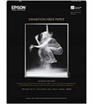 "EPSON Exhibition Fiber Paper 8.5""x11"" (25 sheets)"