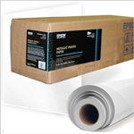 Epson Metallic Photo Luster 24 in  x100 foot roll S045593