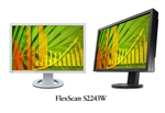 "2243WFS-BK  FlexScan S Series WidescreenThin bezel, 22"" Wide Screen"