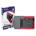 T543300 EPSON Magenta UltraChrome Ink, 110 ml, Stylus Pro 4000/7600/9600