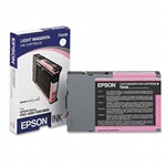 T543600 EPSON Light Magenta UltraChrome Ink, 110 ml, Stylus Pro 4000/7600/9600