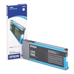 T544200 EPSON UltraChrome Cyan Ink 220ml, Stylus Pro 7600/9600/4000(NO LONGER AVAILABLE ORDER T543200 110 MIL)