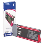 T544300 EPSON UltraChrome Magenta Ink 220ml, Stylus Pro 7600/9600/4000