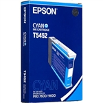 EPSON UltraChrome Cyan Ink, 110 ml, Stylus Pro 7600/9600 DYE
