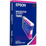 EPSON UltraChrome Magenta Ink, 110 ml, Stylus Pro 7600/9600 DYE