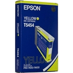 EPSON UltraChrome Yellow Ink, 110 ml, Stylus Pro 7600/9600 DYE