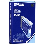 EPSON UltraChrome Light Cyan Ink, 110 ml, Stylus Pro 7600/9600 DYE