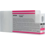 T596300 Epson Ultrachrome HDR Vivid Magenta Ink, 350ml, Stylus Pro 7890/9890/7900/9900/7700/9700