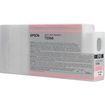 T596600 Epson Ultrachrome HDR Vivid Light Magenta Ink, 350ml, Stylus Pro 7890/9890/7900/9900