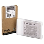 EPSON UltraChrome K3 Light Light Black 220ml Ink, Stylus Pro 7800/7880/9800/9880