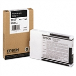 T605100 EPSON UltraChrome K3 Photo Black 110ml Ink, Stylus Pro 4800/4880  ONLY AVAIL IN 220 MIL T606100