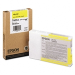 T605400 EPSON UltraChrome K3 Yellow 110ml Ink, Stylus Pro 4800/4880ONLY AVAIL IN 220 MIL T606400