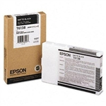 T613800 EPSON UltraChrome K3 Matte Black Ink, 110ml, Stylus Pro 4800/4880