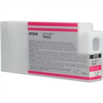 T642300 Epson Ultrachrome HDR Vivid Magenta Ink, 150ml, Stylus Pro 7890/9890/7900/9900/7700/9700