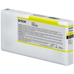 T913400 EPSON SureColor P5000 HDX Yellow, 200ml ink cartridge