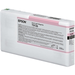 T913600 EPSON SureColor P5000 HDX Vivid Light Magenta, 200ml ink cartridge