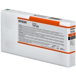 T913A00 EPSON SureColor P5000 HDX  Orange, 200ml ink cartridge