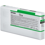 T913B00 EPSON SureColor P5000 HDX Green, 200ml ink cartridge