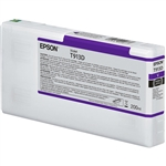 T913D00 EPSON SureColor P5000 HDX  Violet Black, 200ml ink cartridge