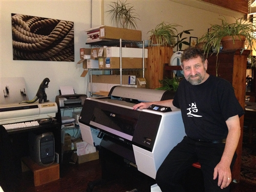 Product Review of the Epson SureColor P6000 Printer SCP6000SE