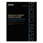 Epson Metallic Photo Luster 8.5 x 11 (25 sheets) S045596